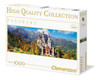Neuschwanstein - 1000pc Panorama Puzzle by Clementoni