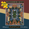 Williamsburg Quilt - 1000pc Jigsaw Puzzle by Dowdle