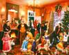 Christmas Puzzles - Victorian Parlour