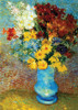 D-Toys Flowers in Blue Vase: Van Gogh Jigsaw Puzzle
