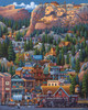 The Black Hills - 500pc Jigsaw Puzzle by Dowdle