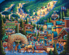 Jackson Hole - 500pc Jigsaw Puzzle by Dowdle