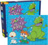 Rugrats, Reptar - 500pc Jigsaw Puzzle by Aquarius
