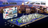 New York - 700pc 4D Cityscape Educational Jigsaw Puzzle