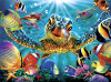 Marine Color: Tiny Bubbles - 1000pc Jigsaw Puzzle by Buffalo Games