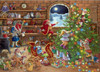 Countdown to Christmas - 1000pc Jigsaw Puzzle By Ravensburger