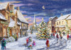 Christmas Village - 1000pc Jigsaw Puzzle By Ravensburger