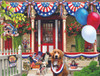 July 4th Parade - 500pc Jigsaw Puzzle by SunsOut