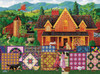 Morning Day Quilt - 500pc Jigsaw Puzzle by SunsOut