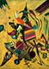 Kandinsky: Points - 1000pc Jigsaw Puzzle by D-Toys