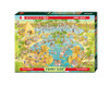 Nile Habitat - 1000pc Jigsaw Puzzle By Heye