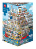 Lyon: Cruise - 1500pc Jigsaw Puzzle By Heye