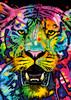 Wild Tiger - 1000pc Jigsaw Puzzle By Heye