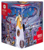 Oesterle: Rocket Launch - 1000pc Jigsaw Puzzle By Heye