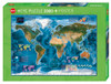 Satellite Map - 2000pc Jigsaw Puzzle By Heye