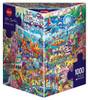 Berman: Magic Sea - 1000pc Jigsaw Puzzle By Heye