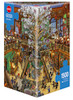 Oesterle: Library - 1500pc Jigsaw Puzzle By Heye
