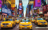 New York Taxi - 1500pc Jigsaw Puzzle By Jumbo