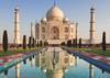 Taj Mahal, India - 1000pc Jigsaw Puzzle By Jumbo