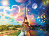 Night & Day: Paris Love - 1000pc Jigsaw Puzzle by Buffalo Games