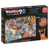 WASGIJ: Mystery 13, A Purrrfect Escape! - 1000pc Jigsaw Puzzle By Jumbo