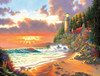 Golden Hour - 1000pc Jigsaw Puzzle By Sunsout