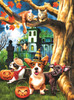 Halloween Hijinks - 1000pc Jigsaw Puzzle By Sunsout