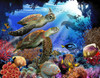 Underwater Fantasy - 500pc Jigsaw Puzzle By Sunsout