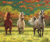 Autumn Meadow - 500pc Jigsaw Puzzle By Sunsout