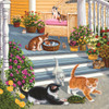 A New Playmate - 500pc Jigsaw Puzzle By Sunsout