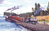 Crossing Columbia - 550pc Jigsaw Puzzle By Sunsout