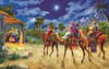 Journey of the Magi - 550pc Jigsaw Puzzle By Sunsout