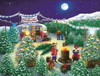 A Lot of Christmas Trees - 300pc Jigsaw Puzzle By Sunsout