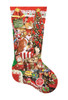 Kitty Stocking - 1000pc Jigsaw Puzzle By Sunsout