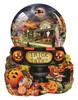 Halloween Globe - 1000pc Jigsaw Puzzle By Sunsout