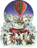 Old Fashioned Snow Globe - 1000pc Jigsaw Puzzle By Sunsout