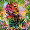 Wild Colors - 300pc Large Format Jigsaw Puzzle by Buffalo Games
