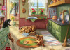 Golden Puppies - 1000pc Jigsaw Puzzle by Vermont Christmas Company