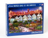 Painted Ladies of San Francisco - 1000pc Jigsaw Puzzle by Vermont Christmas Company