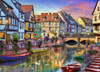 Colmar Canal - 1000pc Jigsaw Puzzle by Vermont Christmas Company