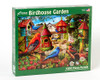 Birdhouse Garden - 1000pc Jigsaw Puzzle by Vermont Christmas Company