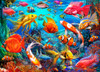Tropical Fish - 1000pc Jigsaw Puzzle by Vermont Christmas Company