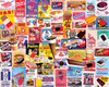 Ice Cream Bars - 1000pc Jigsaw Puzzle By White Mountain