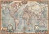 Educa Jigsaw Puzzles - The World Executive Map