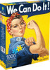 Smithsonian: Rosie the Riveter - 1000pc Jigsaw Puzzle by Aquarius