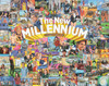 New Millennium - 1000pc Jigsaw Puzzle by White Mountain