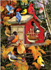 Fall Birds - 1000pc Jigsaw Puzzle by Cobble Hill