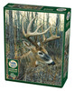 White-tailed Deer - 1000pc Jigsaw Puzzle By Cobble Hill