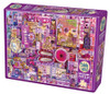 Rainbow Project: Purple - 1000pc Jigsaw Puzzle By Cobble Hill