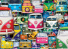 VW Funky Jam - 1000pc Jigsaw Puzzle by Eurographics